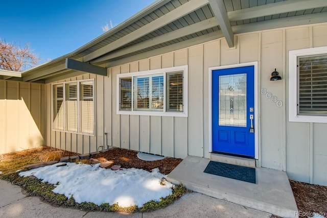 8080 S Lamar Street, Littleton, CO 80128 (MLS #4672743) :: 8z Real Estate