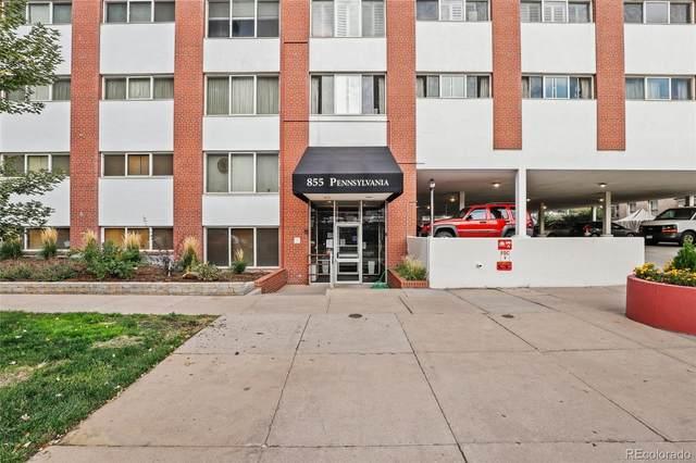 855 N Pennsylvania Street #409, Denver, CO 80203 (#4672834) :: The Gilbert Group