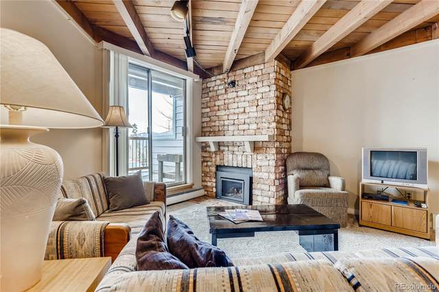 2200 Lodge Pole Circle G1, Silverthorne, CO 80498 (#4673026) :: The Artisan Group at Keller Williams Premier Realty