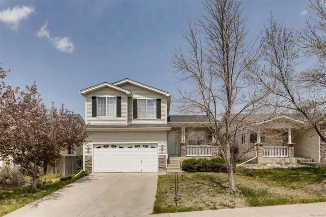 19543 Montview Drive, Aurora, CO 80011 (#4673185) :: The Pete Cook Home Group