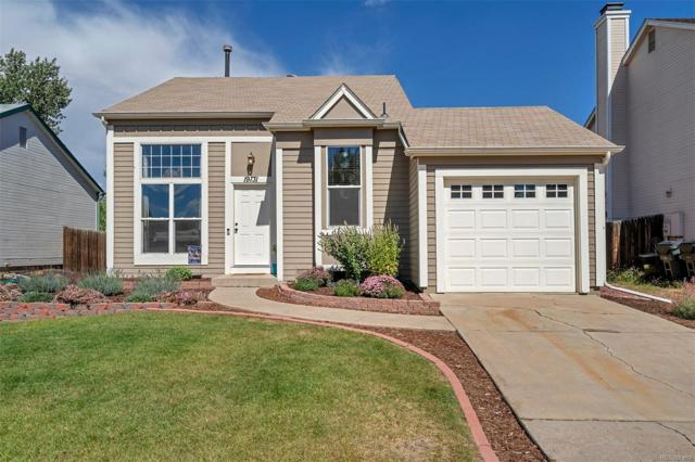 19731 E Dartmouth Place, Aurora, CO 80013 (#4673252) :: The Galo Garrido Group
