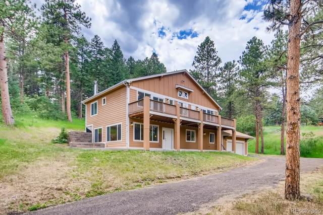 7925 S Firehouse Hill Road, Morrison, CO 80465 (#4673277) :: Berkshire Hathaway Elevated Living Real Estate
