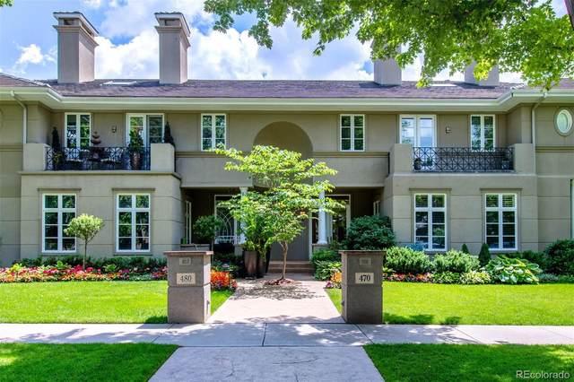 470 Monroe Street, Denver, CO 80206 (#4673513) :: Kimberly Austin Properties