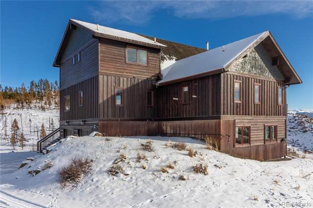 1100 County Road 452, Grand Lake, CO 80447 (MLS #4673656) :: 8z Real Estate