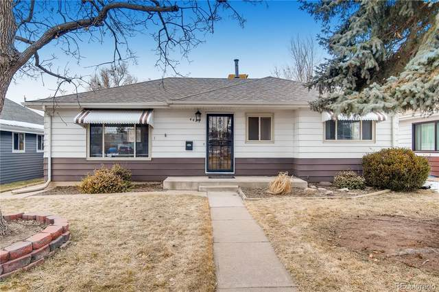 4425 S Acoma Street, Englewood, CO 80110 (#4674272) :: Bring Home Denver with Keller Williams Downtown Realty LLC