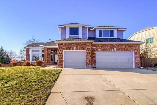 9633 Kalamere Court, Highlands Ranch, CO 80126 (MLS #4674325) :: 8z Real Estate
