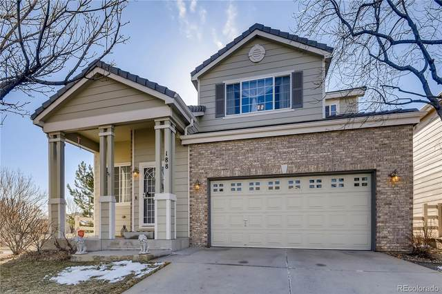 188 S Granby Court, Aurora, CO 80012 (MLS #4674711) :: Kittle Real Estate