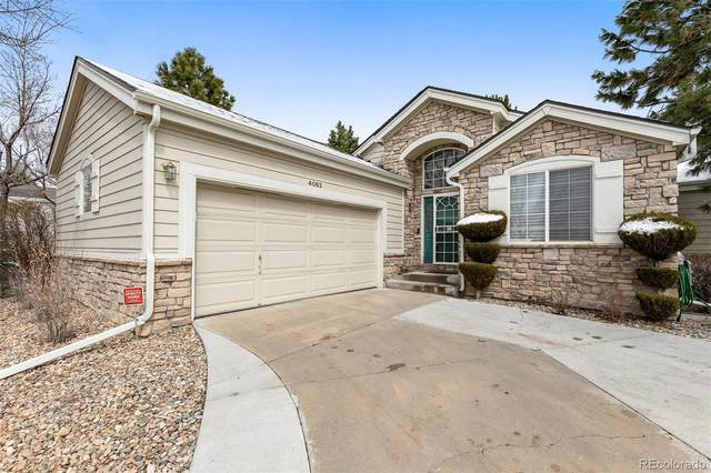4062 E Hinsdale Circle, Centennial, CO 80122 (#4674974) :: Keller Williams Action Realty LLC
