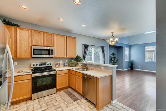 14458 E 101st Place, Commerce City, CO 80022 (MLS #4675009) :: Kittle Real Estate