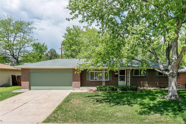 1143 S Dudley Street, Lakewood, CO 80232 (#4675206) :: Sellstate Realty Pros