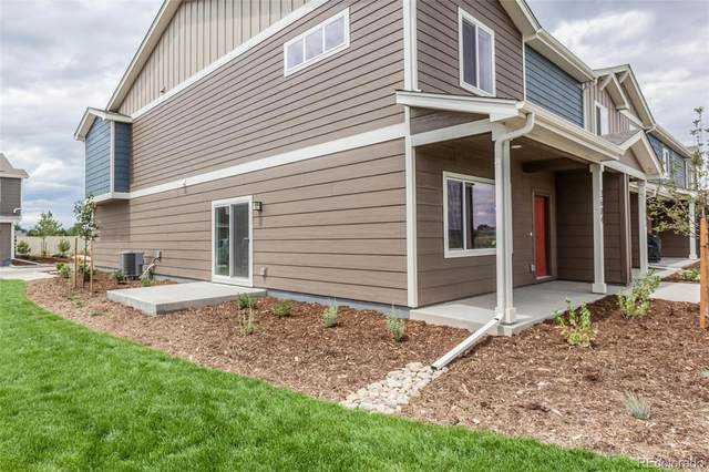 3640 Ronald Reagan Avenue, Wellington, CO 80549 (#4675420) :: The Gilbert Group