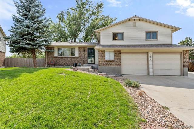 9148 W Radcliffe Drive, Littleton, CO 80123 (#4675440) :: Mile High Luxury Real Estate