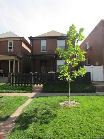 18 N Sherman Street, Denver, CO 80203 (#4675637) :: The FI Team