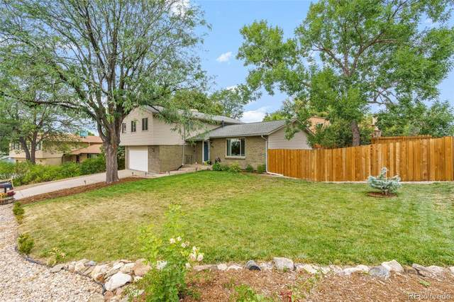 11605 W 72nd Place, Arvada, CO 80005 (#4675719) :: Own-Sweethome Team