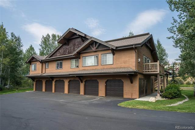 1412 Morgan Court #1305, Steamboat Springs, CO 80487 (#4675750) :: The DeGrood Team