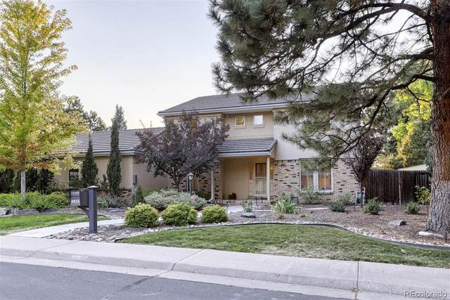 9933 E Berry Drive, Greenwood Village, CO 80111 (#4675755) :: The DeGrood Team