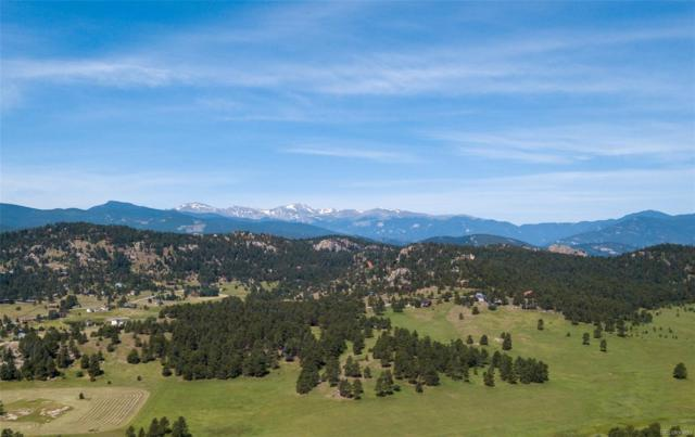 0 W Loggers Trail, Evergreen, CO 80439 (MLS #4676268) :: 8z Real Estate