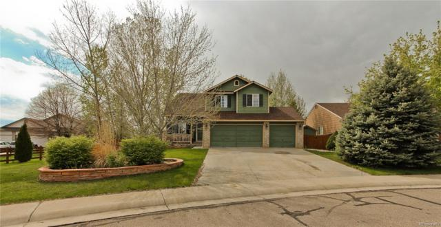 5351 Badger Lane, Frederick, CO 80504 (#4676367) :: House Hunters Colorado