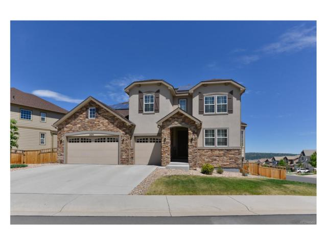 2675 Warmstone Court, Castle Rock, CO 80109 (#4676406) :: Aspen Real Estate