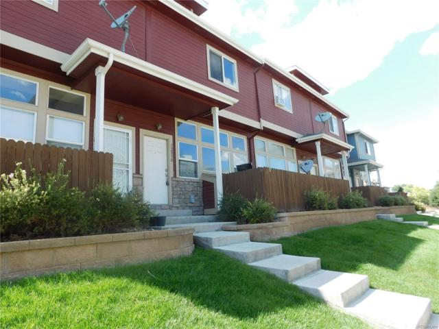 12032 Leyden Street, Brighton, CO 80602 (#4676581) :: The Peak Properties Group