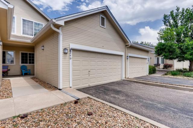 298 Quari Street, Aurora, CO 80011 (#4676600) :: Keller Williams Action Realty LLC