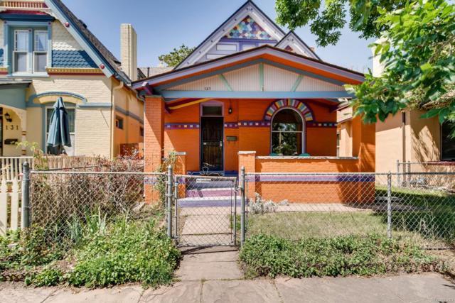 127 W Cedar Avenue, Denver, CO 80223 (#4676815) :: The Galo Garrido Group