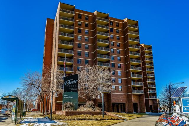 1301 Speer Boulevard #705, Denver, CO 80204 (MLS #4677410) :: 8z Real Estate