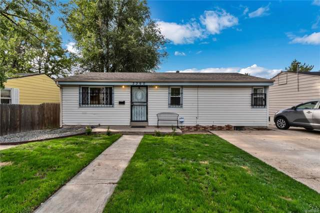 3360 W Iowa Avenue, Denver, CO 80219 (MLS #4678131) :: Bliss Realty Group