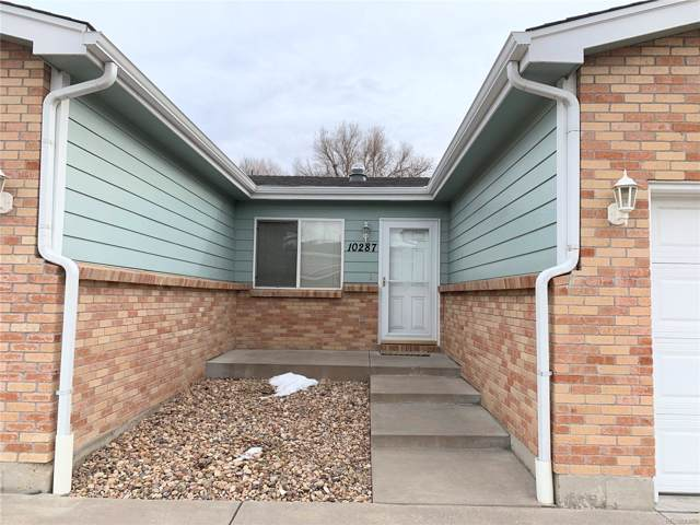 10287 W 41st Avenue, Wheat Ridge, CO 80033 (#4678273) :: The Peak Properties Group