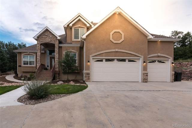 1141 Glengary Place, Colorado Springs, CO 80921 (#4678483) :: Bring Home Denver with Keller Williams Downtown Realty LLC