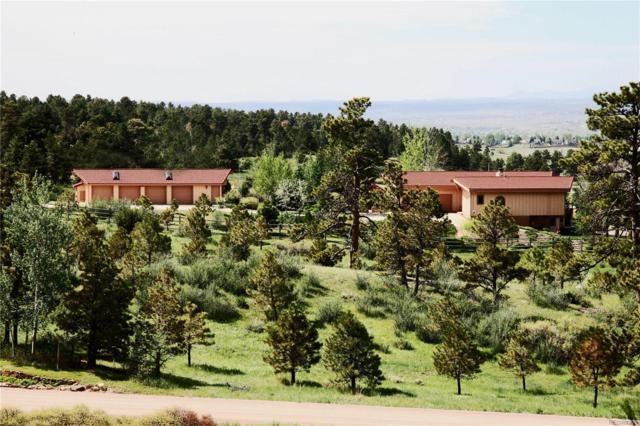 7306 Ponderosa Circle, Parker, CO 80138 (MLS #4678492) :: 8z Real Estate