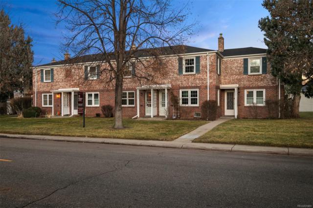 1234 Krameria Street, Denver, CO 80220 (#4678514) :: House Hunters Colorado