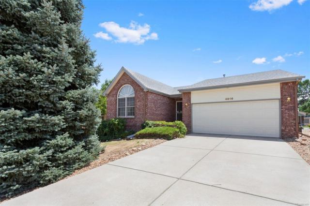 4946 Greenwich Lane, Highlands Ranch, CO 80130 (#4678539) :: Bring Home Denver