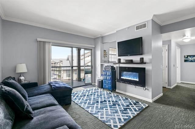 7499 S Quail Circle #1036, Littleton, CO 80127 (MLS #4678805) :: 8z Real Estate