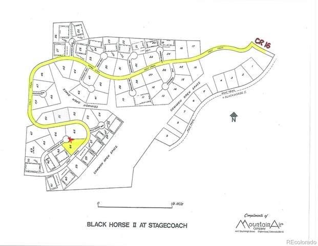 - Lot 64 Black Horse II, Oak Creek, CO 80467 (MLS #4678877) :: Bliss Realty Group