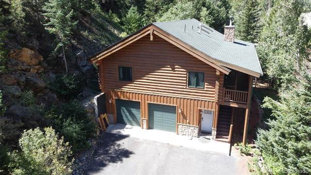 4825 Chicago Creek Road, Idaho Springs, CO 80452 (#4679435) :: Berkshire Hathaway Elevated Living Real Estate
