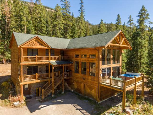 76 Cr 628, Breckenridge, CO 80424 (#4679504) :: HomeSmart Realty Group