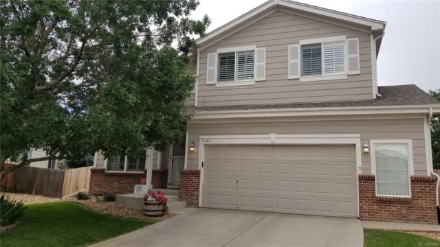 5165 Creek Way, Parker, CO 80134 (MLS #4680476) :: 8z Real Estate