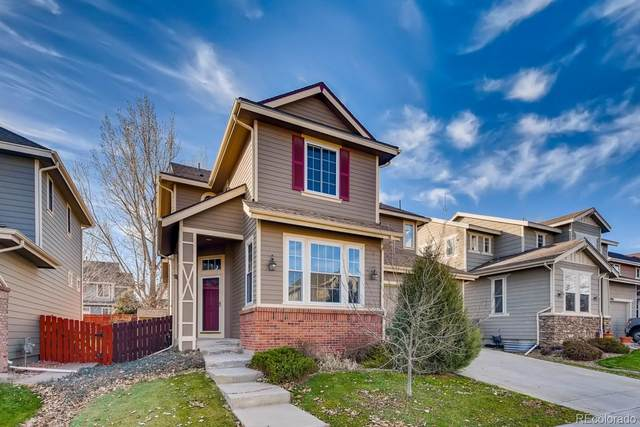 13970 E 106th Drive, Commerce City, CO 80022 (#4680811) :: The DeGrood Team