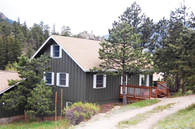 910 Ramshorn Drive, Estes Park, CO 80517 (#4681628) :: The Peak Properties Group