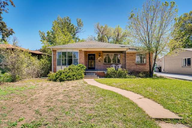 2240 S Clermont Street, Denver, CO 80222 (MLS #4681863) :: Find Colorado