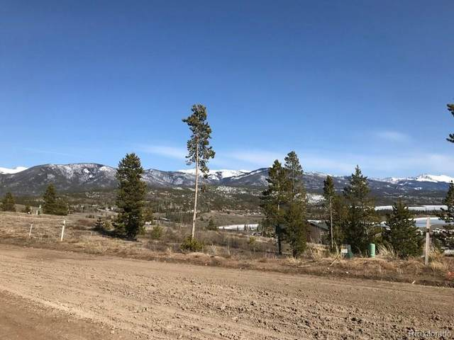 9 County Road 4034, Grand Lake, CO 80447 (MLS #4681866) :: 8z Real Estate