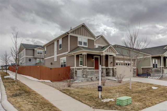 10034 Des Moines Street, Parker, CO 80134 (#4682038) :: The HomeSmiths Team - Keller Williams