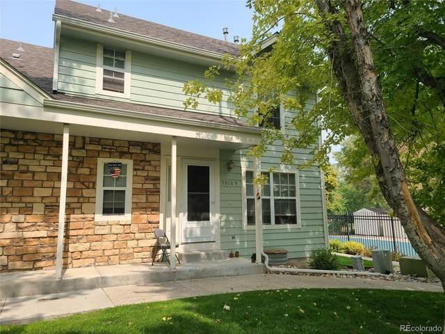 7914 S Depew Street D, Littleton, CO 80128 (#4682840) :: Peak Properties Group