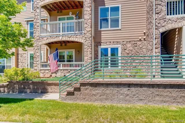 18909 E Warren Circle A-107, Aurora, CO 80013 (#4683040) :: Colorado Home Finder Realty