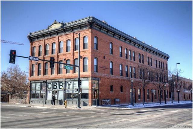 2193 Arapahoe Street #13, Denver, CO 80205 (#4683048) :: The Heyl Group at Keller Williams