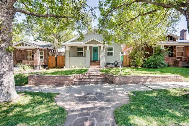 1062 Fillmore Street, Denver, CO 80206 (#4683148) :: Wisdom Real Estate