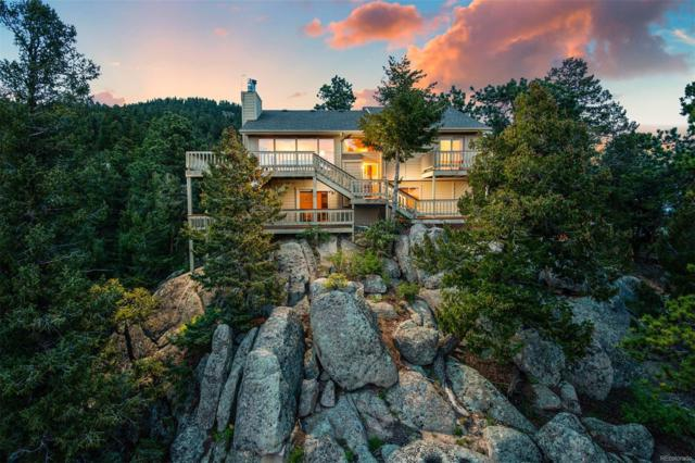 25884 Mosier Street, Conifer, CO 80433 (#4683714) :: Berkshire Hathaway Elevated Living Real Estate