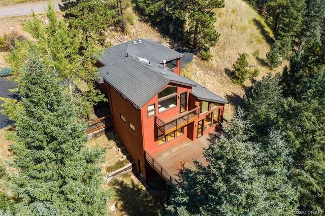 32438 Little Cub Road, Evergreen, CO 80439 (#4683812) :: The HomeSmiths Team - Keller Williams