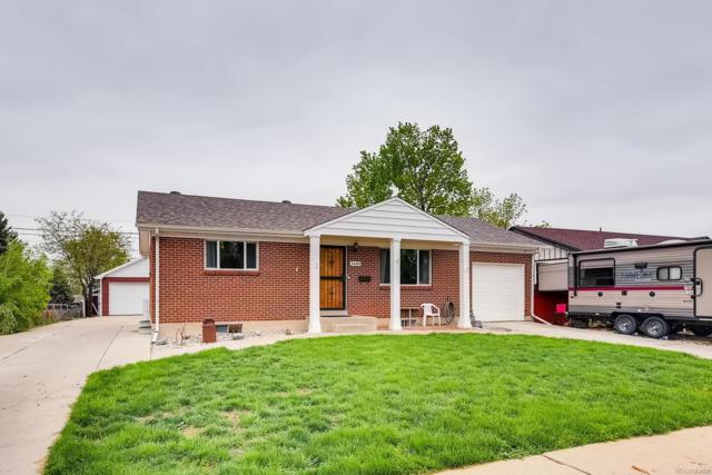 1440 E 112th Place, Northglenn, CO 80233 (MLS #4683904) :: 8z Real Estate